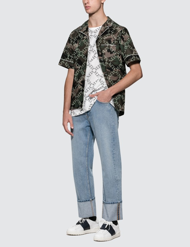 Valentino Monogram S/S T-Shirt