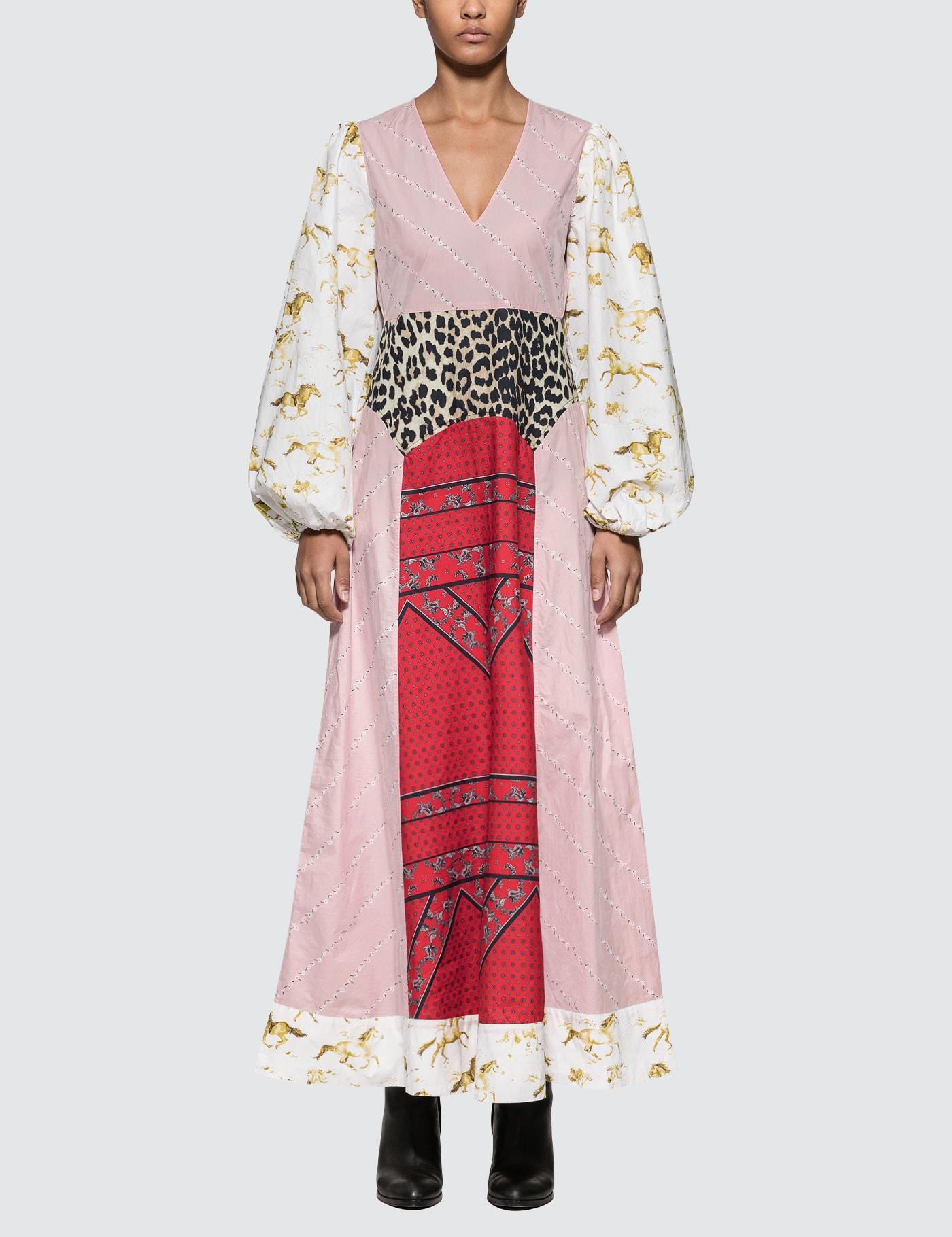 Sweeny Patchwork Dress