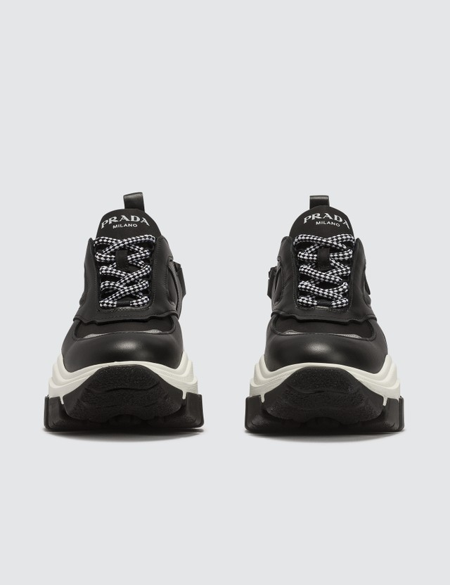 Prada Platform Sneakers