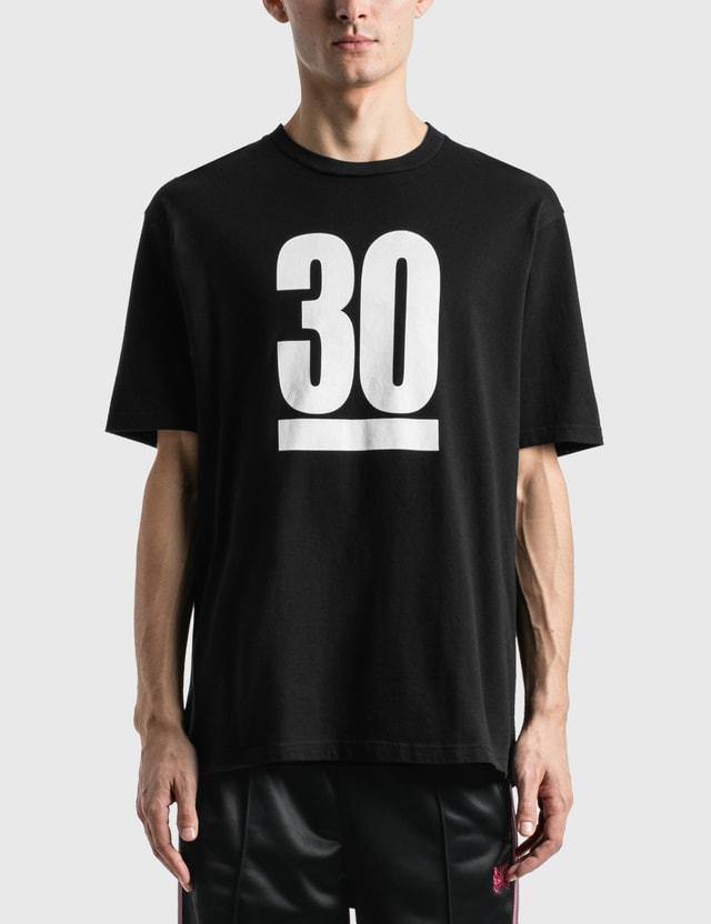 Undercover 30th Anniversary 티셔츠 Black Men