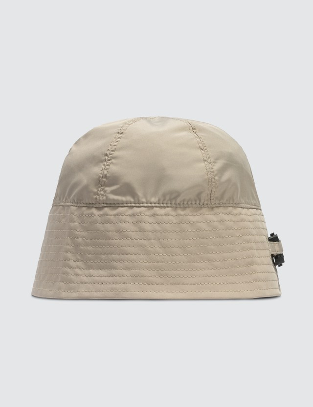 1017 ALYX 9SM Narrow Bucket Hat With Buckle
