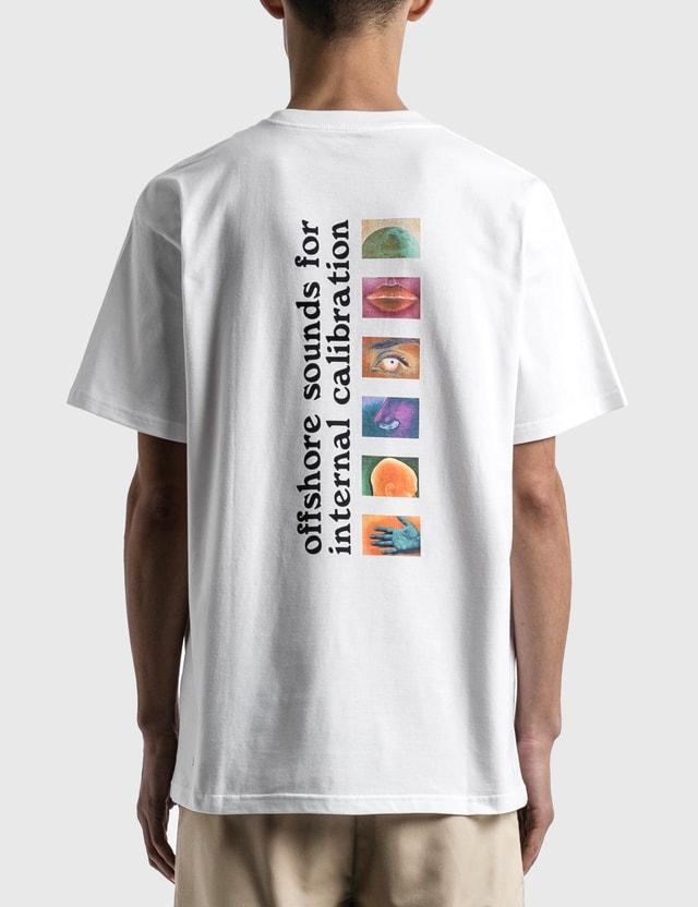 Carhartt Work In Progress Calibrate T-shirt White Men