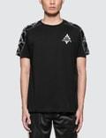 Marcelo Burlon Kappa Tape T-Shirt Picture