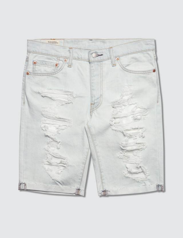 Levi's 511™ Slim Cutoff Shorts Blue Men