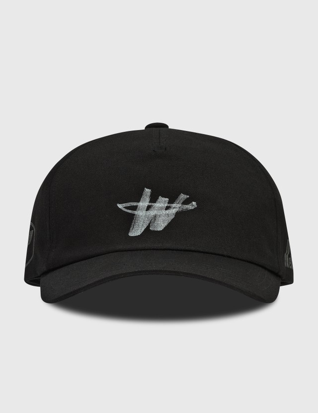 We11done We11done Logo Stamp Cap