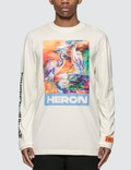 Heron Preston Heron Birds Long Sleeve T-shirt 사진