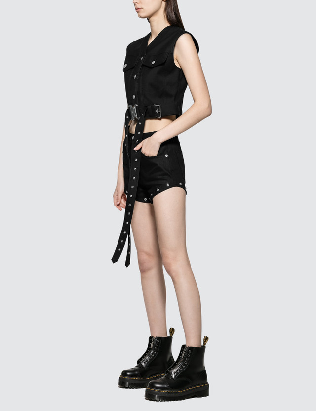 1017 ALYX 9SM Mackintosh Cropped Vest