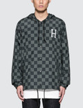 Huf Blackout Coaches Jacket Picture