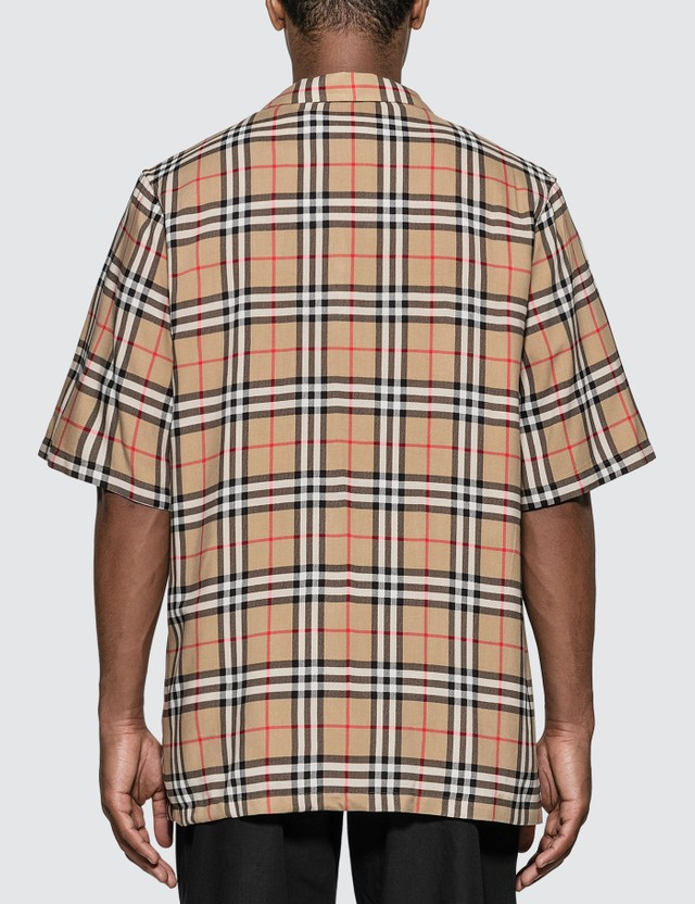 Burberry Vintage Check Twill Shirt
