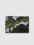 Valentino Medium Reflective Camo Pouch Picture