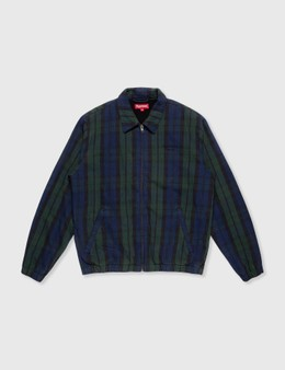 Supreme Supreme Check Jacket