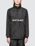 "RIPNDIP ""Must Be Nice"" Half Zip Anorak Jacket Picture"