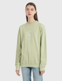 Sporty & Rich SRHWC Crewneck Sweatshirt