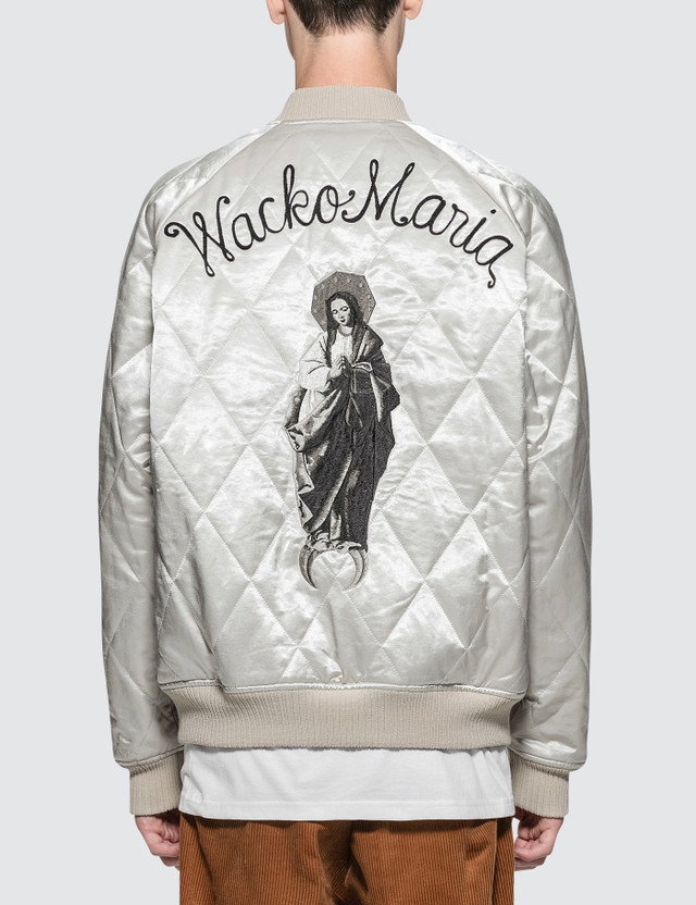 Wacko Maria Reversible Ska Jacket -B- ( Type-3 )