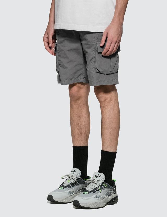 John Elliott Military Cargo Shorts