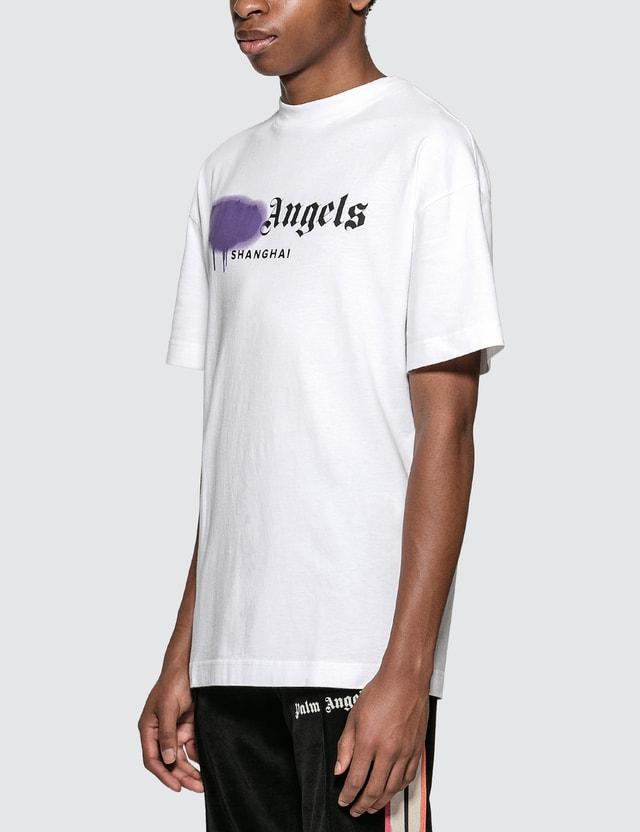 Palm Angels Shanghai Sprayed T-shirt