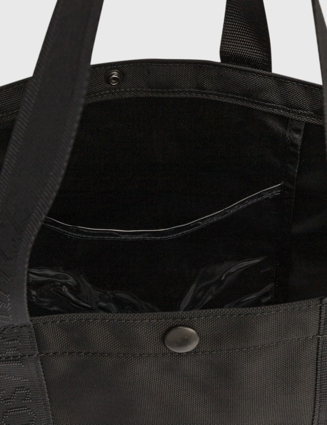 Undercover Logo Medium Tote Bag Black Men