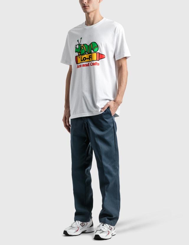Lo-Fi Arts & Crafts T-Shirt White Men