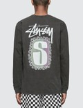 Stussy S Frame Long Sleeve T-shirt Picture