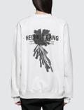 Helmut Lang Classic Logo Sweatshirt Picture