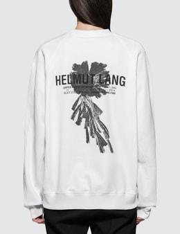 Helmut Lang Classic Logo Sweatshirt