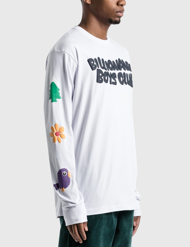Billionaire Boys Club Clear Sky Long Sleeve T-Shirt
