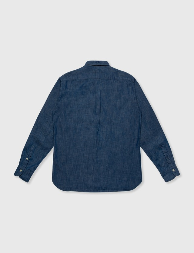 Mr. Bathing Ape Mr. Bathing Ape Denim Shirt Denim Archives