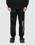 Palm Angels Over Logo Track Pants Picture
