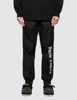 Palm Angels Over Logo Track Pants Picutre