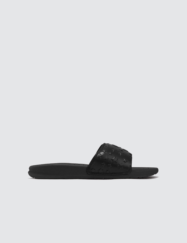 AKID Aston Sandal Black Kids