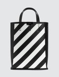 Off-White Diag Tote Picture