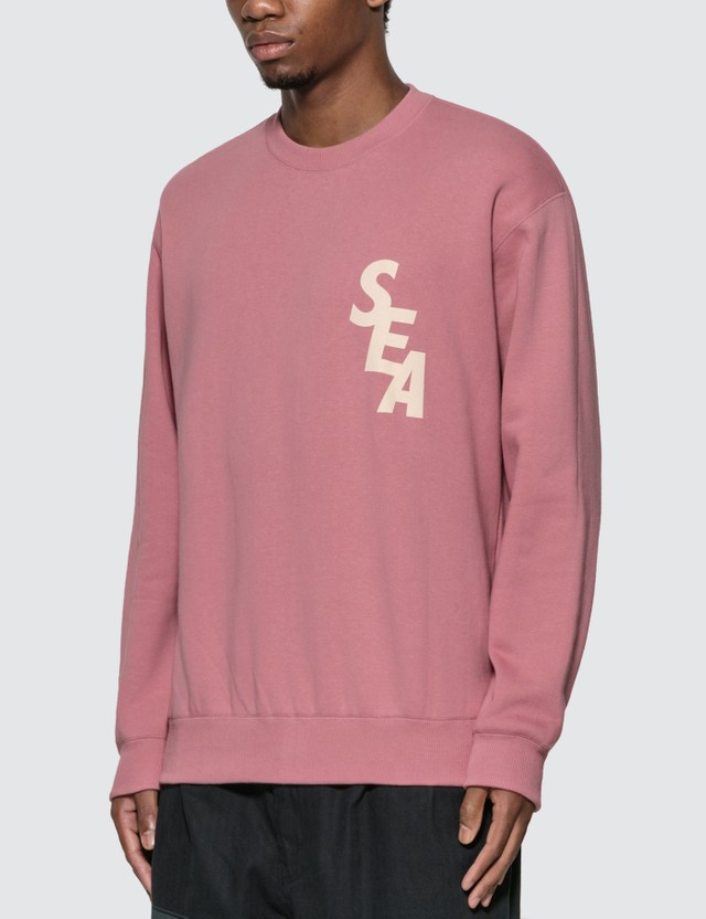 Wind And Sea S-E-A Sweatshirt