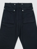 JW Anderson Large Pocket Trousers Navy Men