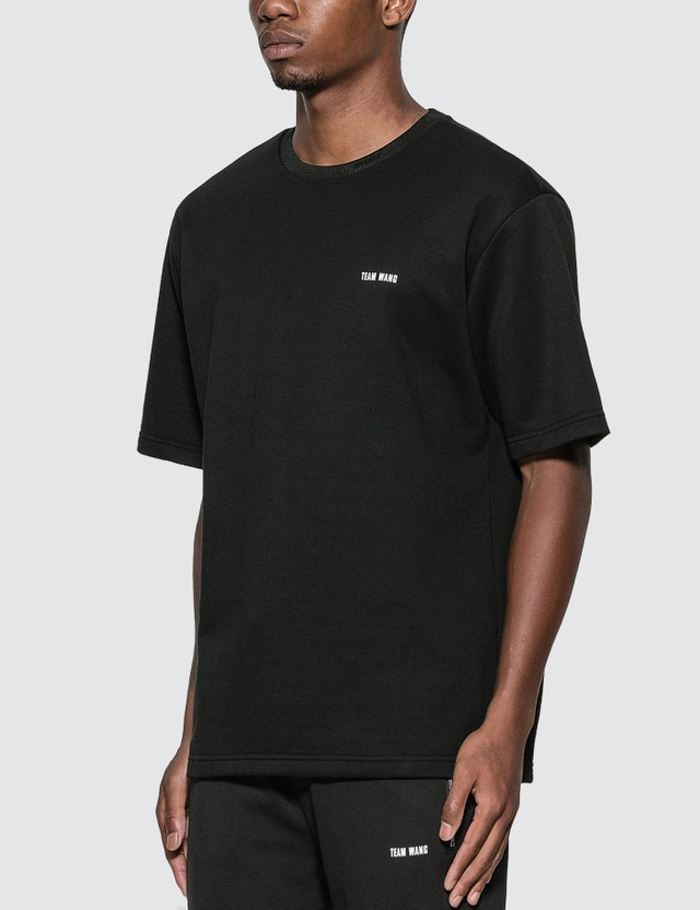 Team Wang Logo Print T-Shirt