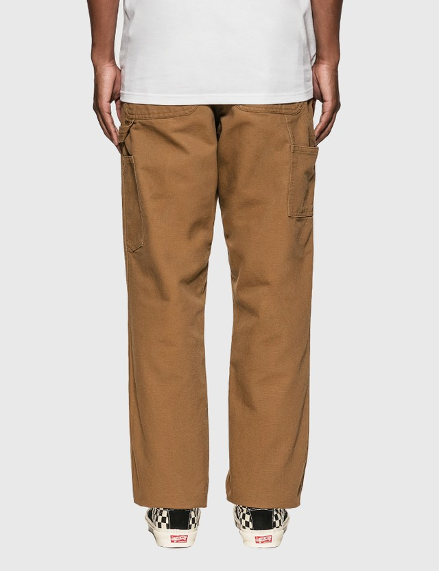 Carhartt Work In Progress Single Knee Pants Hamilton Brown Men