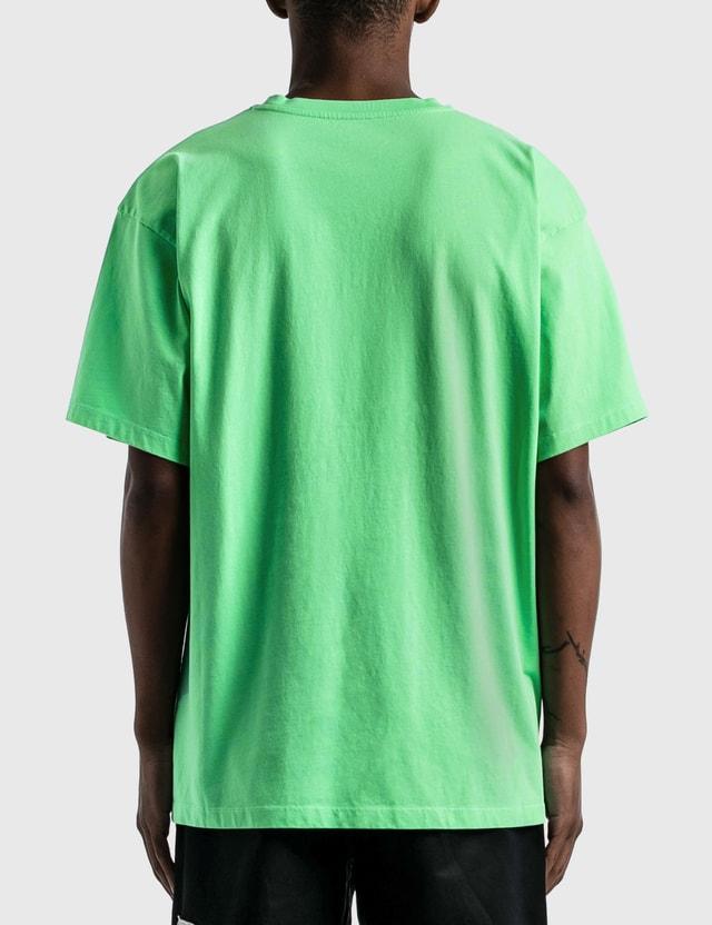 Rassvet Alien Graphic T-shirt Green Men