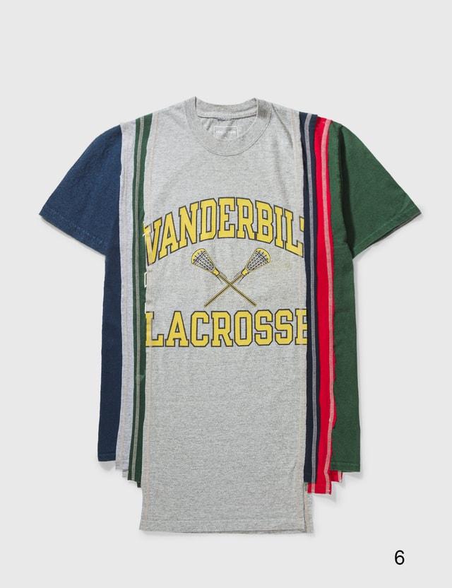 Needles 7 Cuts College T-Shirt Assorted Women