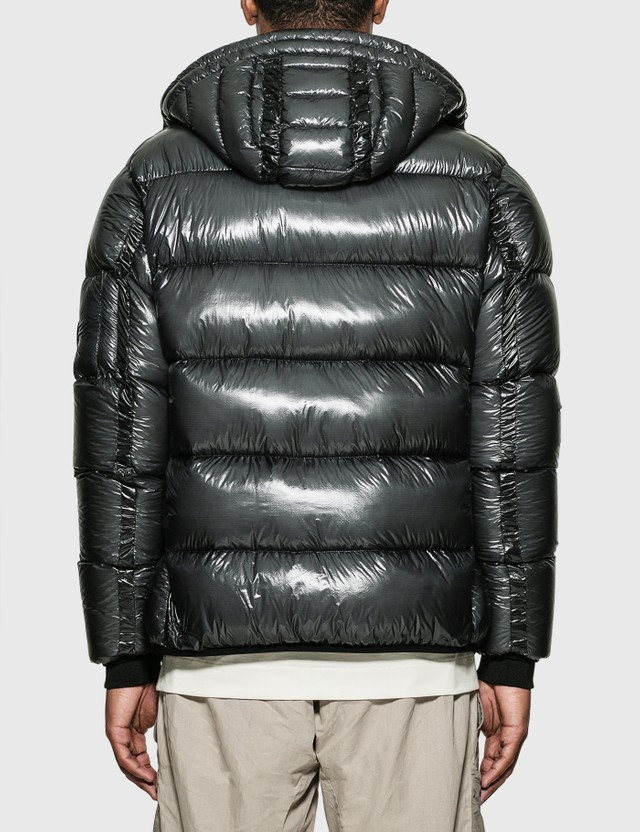CP Company Arm Lens Quilted Down Jacket