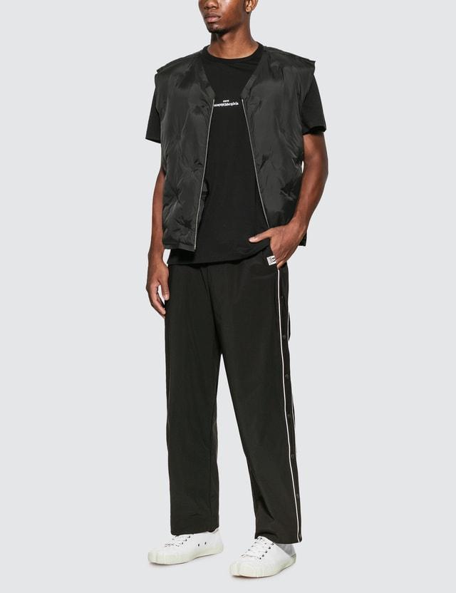 Maison Margiela Nylon Padded Vest Black Men