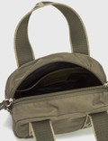 Stella McCartney Mini Stella Logo Boston Bag 2942 Khaki Women