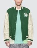 Lacoste GOLF le FLEUR* x Lacoste Wool Varsity Jacket Picture