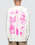Stussy Mash Pig. Dyed L/S T-Shirt Picture