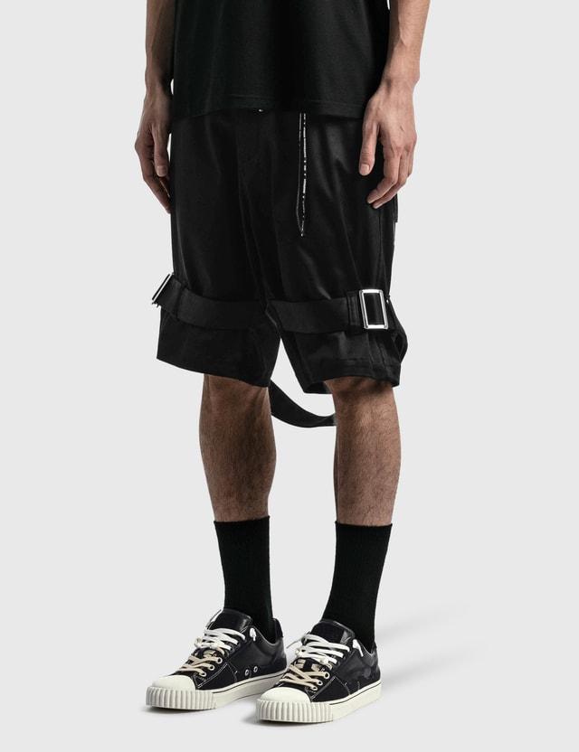 Mastermind World Masterseed Bondage Shorts Black Men