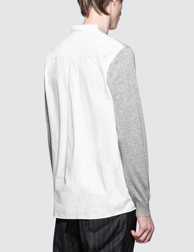Sacai Cotton Knit Pullover
