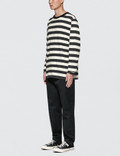 Mr. Completely L/S Striped T-Shirt