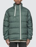 Acne Studios Oslo CR Nylon Down Jacket Picutre