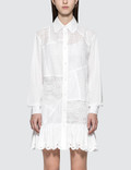 McQ Alexander McQueen Cut Up Brod Tunic Picture