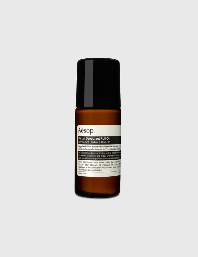 Aesop Herbal Deodorant Roll-On N/a Unisex