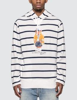 Polo Ralph Lauren Polo Bear Stripe Hoodie