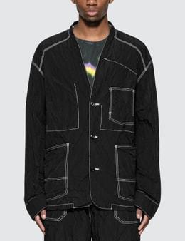 Sasquatchfabrix. Nylon Wa-Neck Jacket